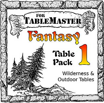 Fantasy Table Pack 1 box art