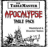 Apocalypse Table Pack