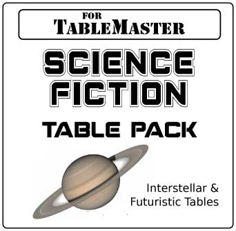 Science Fiction Table Pack box art